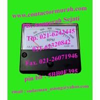 Tipe Yh670 10Vdc Panel Meter A&A