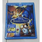 Blueray Original : Disney Beauty and The Beast