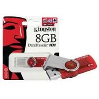 Jual KINGSTON USB FLASHDRIVE DT101 PUTAR 8GB (Original 100%)