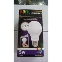 Jual Lampu Bohlam LED Magic Bulb 5W TANAKA [ML]