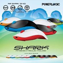 Morrologic Air Shark Mouse Wireless 2.4Ghz (By Powerlogic)  [an]