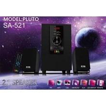 TANAKA Pluto (Speaker Subwoofer Speaker 2.1)   [an]