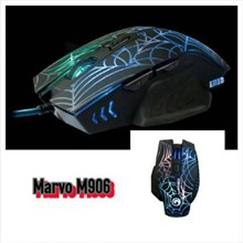 MARVO M906 WIRED GAMING MOUSE [an]