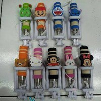 Jual Tongsis Mini Karakter Hello Kity Doraemon Stick [ML]