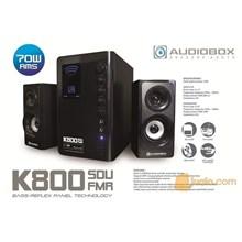 AUDIOBOX Speaker Subwoofer 2.1 K800 SDU FMR  [ML]