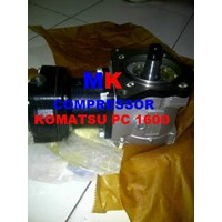 Sell Compressor Assy Komatsu Pc 1600