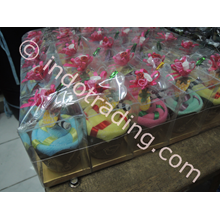 Souvenir Handuk Cupcake