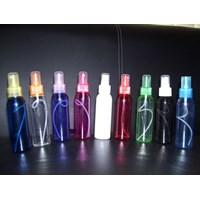 Sell Botol Boston Round 100ml Warna + Sprey Warna