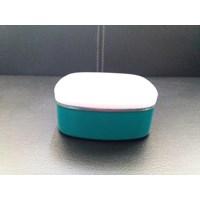 Jual Pot Plastik Bedak Kotak 20 Gram Lelys Putih