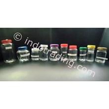 Assorted Pet Bottles Jars
