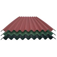Specifications and advantages of bituminous Roofing Onduline