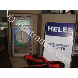 Digital Multimeter Heles Ux 35Tr