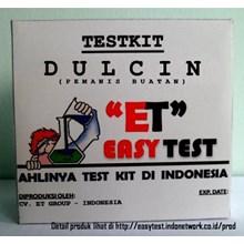 Test Kit (Alat Uji Cepat) Pemanis Dulcin
