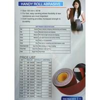 Jual Handy Roll Abrasive