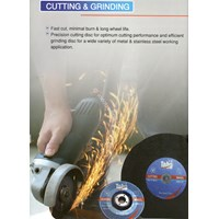 Cutting &  Grinding