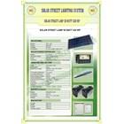 Package Solar Cell Pju 50 Watt Solar