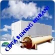 Pemanas Air Refrigerant Hot Gas Heat Recovery