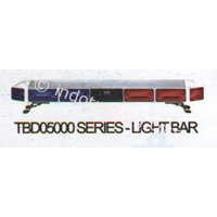 Jual Lampu Rotary Polisi Tbd  5000 Series - Lightbar