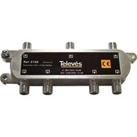 Televes Splitter 6 Ways ( Antena Parabola )