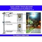 Lampu Penerangan Jalan Ct Pju 20 W (Single Armature)  Solar Panel Pju Murah  Distributor Pju Murah  Retno 081314856757