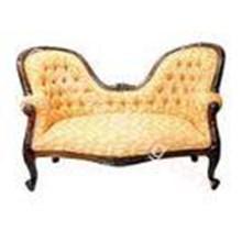 Krs 0112-M Classic Sofa & Chaise