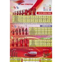 Jual Alat Pemadam Api Ringan Abc Protec