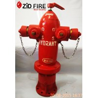 Jual Hydrant Pillar Two Way Coupling Machino