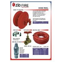 Zid Fire Hose Reel