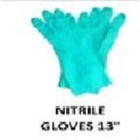 Jual Nitrile Gloves Leopard