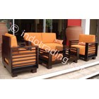Sofa Classic 2 + 1 Seater + Table 1
