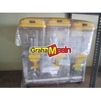 Mesin Juice Dispenser Alat Dispenser Jus Buah