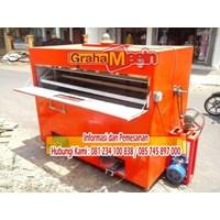 mesin oven pengering sistem putar oven rotary