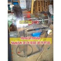 Jual mesin perajang singkong perajang umbi umbian
