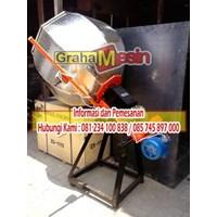 Jual alat alat mesin pencampur bumbu seassoning mixer industri makanan ringan