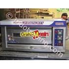 Gas Baking Oven Alat Oven Roti Mengembang