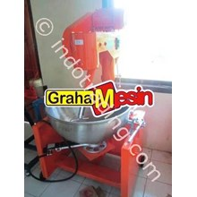 Mesin Cooking Mixer Pembuat Sup Kental Alat Cooking Mix