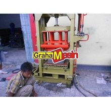 Mesin Press Batako Manual  Mesin Press Paving Harga Murah