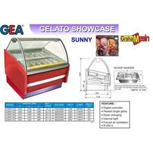 ing Showcase Cooling ES Cream Display Showcase Ice Cream Cheap Price