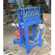 Mesin Pengirat Bambu Sate Mesin Penipis Bambu Tusuk Sate