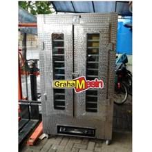 Oven Pengering Kompos Kapasitas 12 Rak Oven Pengering Harga Murah