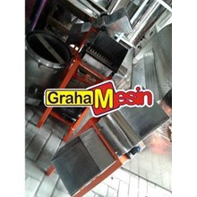 Grate Tool Shredded Meat Production Beef Abon Abon Engineering