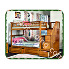 Set Tempat Tidur Anak