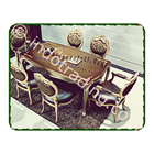 Dining Table Set Chairs Sofa Jepara