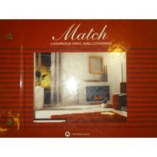 Wallpaper Match Luxurious Vinyl