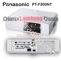 Jual Proyektor Panasonic Type Pt-F300nt