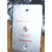Jual Alarm Kebakaran Jack Telepon Simplex