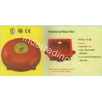 Sell Alarm Bell With Waterproof Back Box Type Hc-Bb