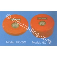 Sell Manual Push Button Model Hc-2W Dan Hc-1W