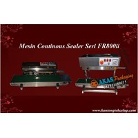 Mesin Continuous Sealer Frb 770Ii