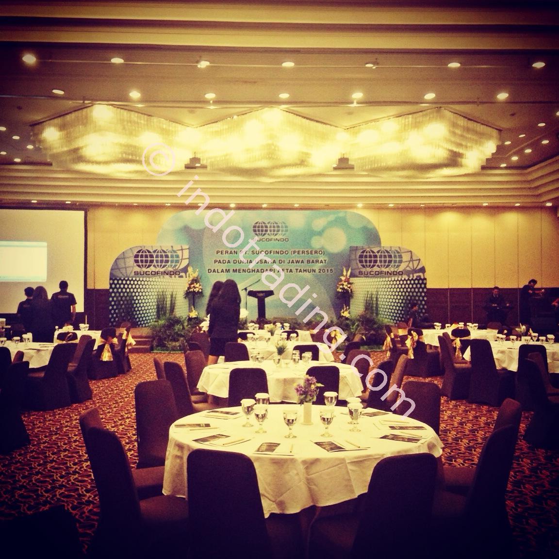 Rancang Bangun Booth Pameran By PT. Exposindo